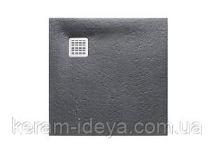 Поддон Roca Terran 900x900 графит AP0338438401200, фото 2