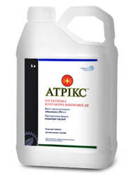 Инсектицид Атрикс аналог Фастак альфа-циперметрин 100 г/л от компании Агрохимические Технологии