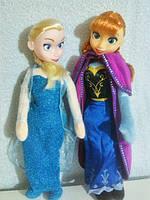 Плюшевая кукла Эльза Холодное Сердце