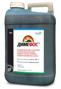 Инсектицид Димефос аналог БИ-58 диметоат 400 г/л от компании Агрохимические Технологии