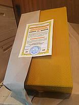 Вощина Дадан 300 5кг в упаковке, фото 3