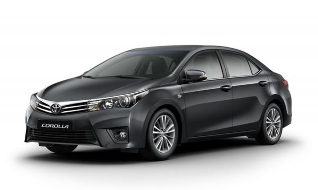 Toyota Сorolla (2013+)