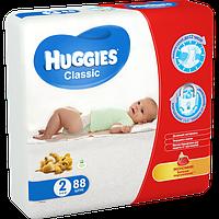 Подгузники Huggies Классические 2 Мега 88 шт.