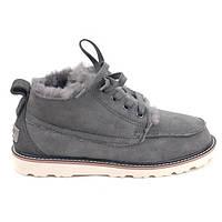 """Ботинки угги UGG David Beckham Boots """"Grey"""" мужские"""