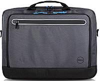 """Сумка с отделением для ноутбука 15.6"""" Dell Urban Briefcase 460-BCBD, серый"""