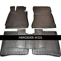 Коврики в салон Avto Gumm 11231 для Mercedes S-Class W221 (4matic) long 2005-2014