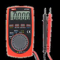 UNI-T UTM 110A (UT10A) мультиметр цифровой карманный