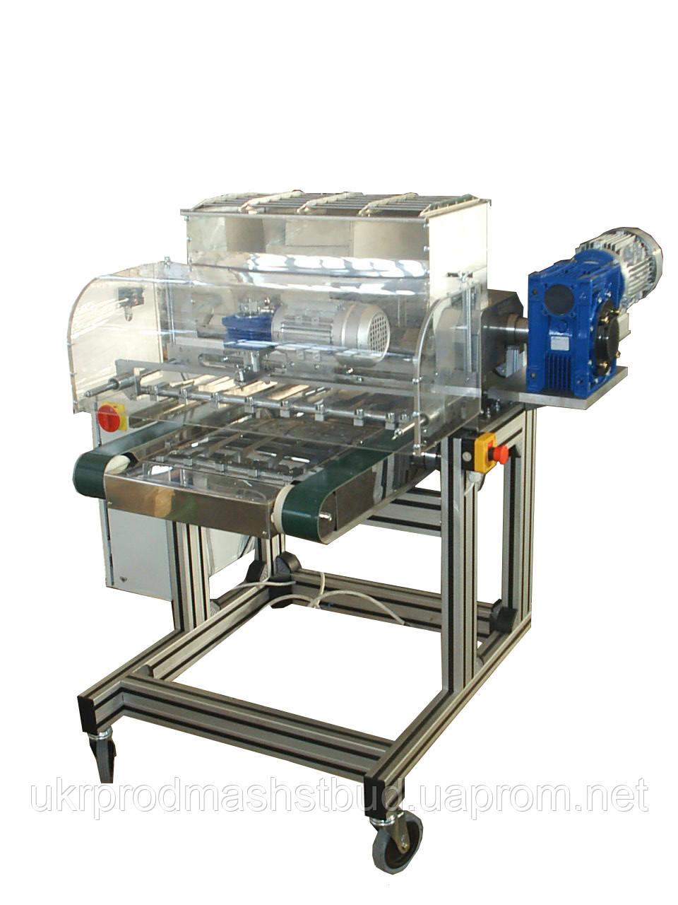 И8-ШФЗ Машина для формования тестовых заготовок (на противни)