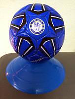 Мяч сувенирный № 2  FB-0050 CHELSE синий