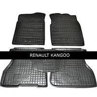 Коврики в салон Avto Gumm 11280 для Renault Kangoo 4d 1998-2009