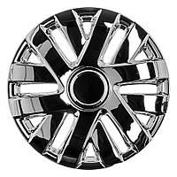 """Колпаки на колеса хромированные  WJ-5062-C- 13 """""""