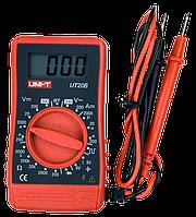 UNI-T UTM 120B (UT20B) мультиметр цифровой карманный