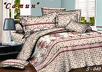 Комплект постельного белья Тет-А-Тет евро  S-040