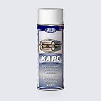 Аэрозольная эмаль Mixon Карс. Белая глянцевая. 400 мл