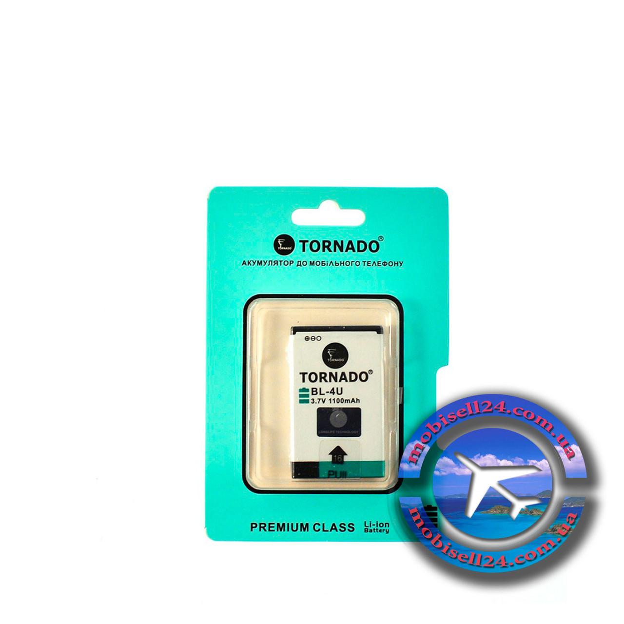 "АКБ Аккумулятор ""Tornado"" для Nokia BL-4UL"