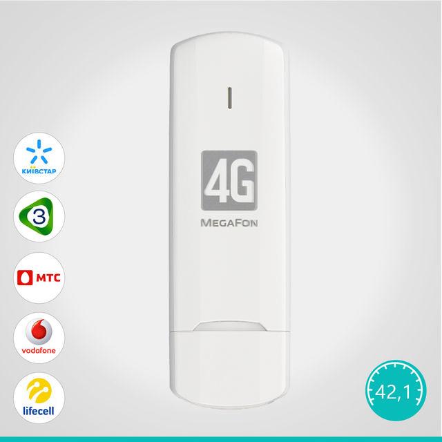 3G/4G модем Мегафон M100-4