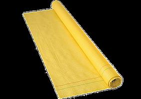 Гидробарьер желтый армированный 1.50м\50м ( 75м2 )