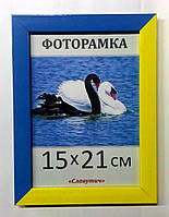 Фоторамка ,пластиковая, А5, 15*21, рамка, для фото, дипломов, сертификатов, грамот, картин, 2216-к