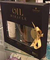 Подарочный набор BC Oil Miracle Light(шампунь 200ml+спрей-кондиционер 150ml+маcло для тонких волос 100ml), фото 1