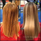 Набір для кератинового випрямлення Plast Hair Bixyplastia (Биксипластия) Honma Tokyo 2х100мл, фото 3