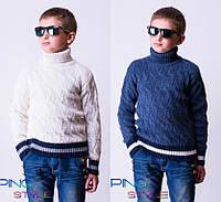 Детский свитер-гольф мод.0759 (р.128-164)