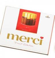 Шоколадные конфеты МЕРСИ / MERCI 250 гр