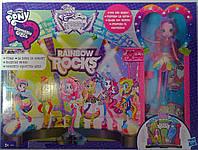 Кукла Барби My Little Pony Сцена+кукла А8060 Hasbro Китай