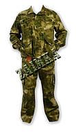 Летний костюм рип-стоп -ТАКС FG : куртка + брюки + кепка. Размер 48-50(рост 3-4).