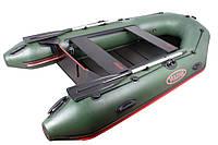 Мощная моторная лодка  c передвижными сидениями Вулкан 330см VM330(PS), купить в Харькове