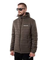 Осенняя мужская куртка  URBAN PLANET  LIGHT KHK (оливковый) 010020313