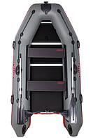 Мощная моторная лодка с надувным килем Вулкан Vulkan TMK320
