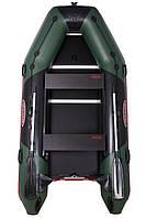 Моторно-килевая ПВХ лодка Вулкан TMK320