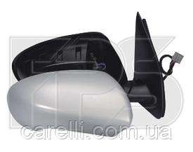 Зеркало левое электро с обогревом QASHQAI 06-09