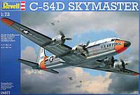 C-54 D SKYMASTER 1/72 REVELL 04877