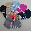 """Носки АНГОРА- махра для детей (тапочки), р-р 6-8 лет (L). """"Шугуан"""". Детские шерстяные носки, носочки для детей"""