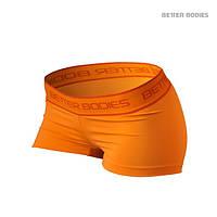 Спортивні шорти Better Bodies Fitness Hot Pant, Bright Orange