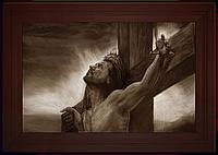 "Картина ""Распятие Господа Христа""."
