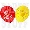 Воздушные шарики Gemar Детские пастель, 10' (25 см) 100 шт