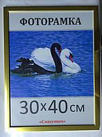 Фоторамка пластиковая А3, рамка для фото 1611-18