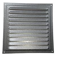 Решетка металлическая Вентс МВМ 125 цинковая