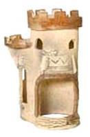 Башня большая двойная 15х26 см
