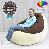 """Кресло-Мешок """"Комфорт"""" 110x90 см (Ткань: велюр)"""