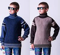 Подростковый свитер-гольф мод.0759-1 (р.146-170)