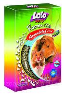 Lolo pets корм гранулированный для грызунов 500гр.
