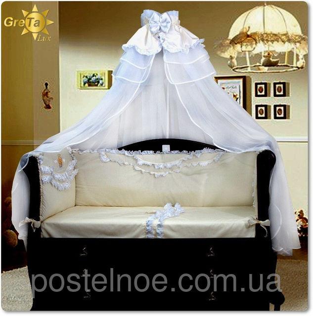 Детское постельное в кроватку