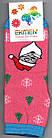 Женские  новогодние носки внутри махра  EKMEN Турция 36-40 размер НГ-46, фото 3