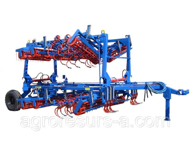 Агрегат почвообрабатывающий АП-6 Уманьфермаш
