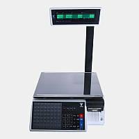 Весы с чекопечатью DIGI SM 100 P CS, фото 1