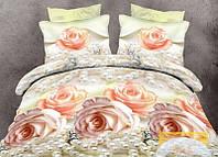 Двухспальный набор постельный (рисунок Жемчуга)