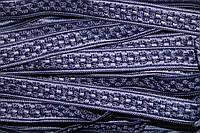 Тесьма окант. цепь 20мм (50м) синий